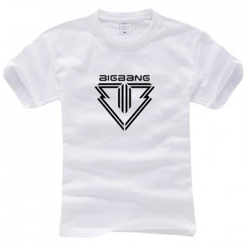 BIGBANG BLUE ALIVE New Fashion Special Peripheral T-shirt