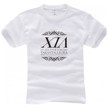 TVXQ Junsu XIA Solo Album New Fashion Special T-shirt