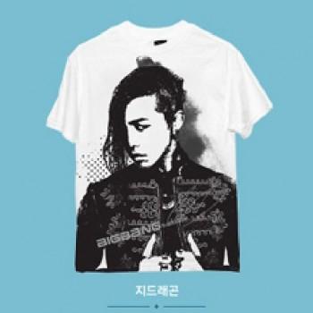 GMARKET G-Dragon Portrait T-Shirt