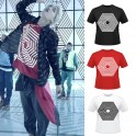 EXO New Album Overdose High Quality Short-Sleeved T-Shirt