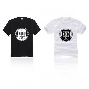 EXO WOLF XOXO New Fashion Special T-shirt