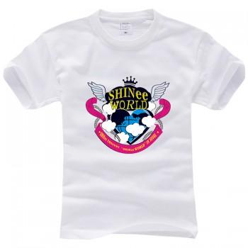 SHINee New Fashion Special Peripheral T-shirt