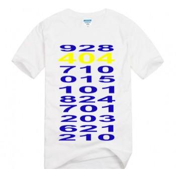 Eunhyuk 404 SJ/SuperJunior Birthday T-shirt