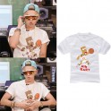 BIGBANG GD G-Dragon The Simpsons T-shirt Wholesale