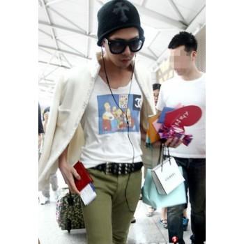 BIGBANG G-Dragon New Fashion Special T-shirt