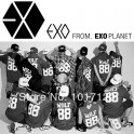 Exo wolf 88 should aid the male Women t-shirt short-sleeve