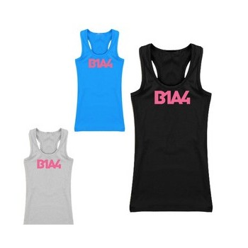 b1a4 group official vest Sleeveless shirt waistcoat