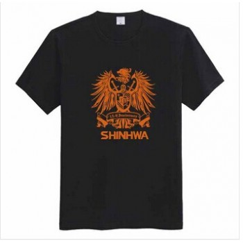 KPOP Shinhwa 15th Anniversary Myth New Fashion Special T-shirt