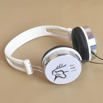 EXO Lay New White Popular Earphone / Headphone For MP3 / MP4/Computer / Mobile