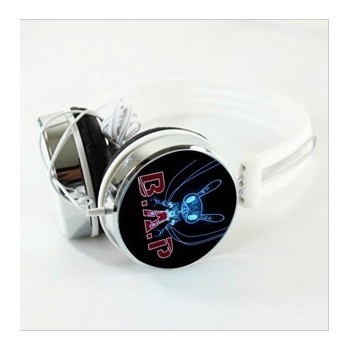 B.A.P Matoki Earphone / Headphone For MP3 / MP4/Computer / Mobile