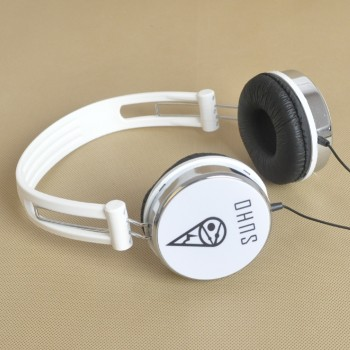 EXO Suho New White Popular Earphone / Headphone For MP3 / MP4/Computer / Mobile