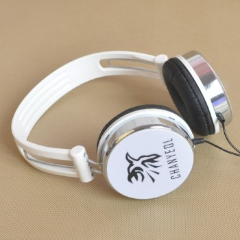 EXO Chanyeol New White Popular Earphone / Headphone For MP3 / MP4/Computer / Mobile