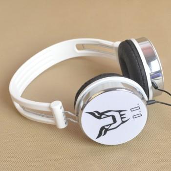EXO D.O New White Popular Earphone / Headphone For MP3 / MP4/Computer / Mobile