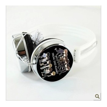 EXO Chibi Popular Earphone / Headphone For MP3 / MP4/Computer / Mobile