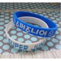 Super Junior Wristband bracelet 2pcs