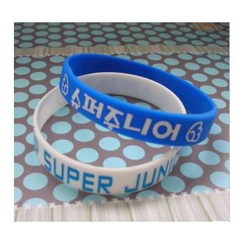 Super Junior Wristband bracelet 2pcs