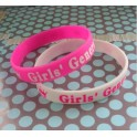 SNSD / Girls Generation Wristband bracelet