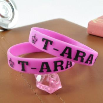 T-ARA Wristband bracelet 2pcs