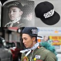 GD Family guy CAP black Sun hat baseball cap
