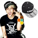 Big Bang GD cap hat of street dance Sun hat baseball cap