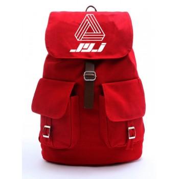 JYJ Canvas School backpack