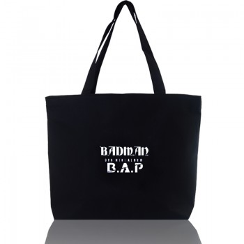 B.A.P Two Styles Korean Fashion Exquisite Canvas Bag
