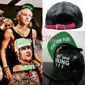 Bigbang GD/G-dragon Baseball Cap Wild & Young Just For Fun Snapback Hat Hiphop Hat