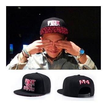 BIGBANG BASEBALL CAP HAT G DRAGON GET OUT