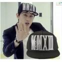 SUPER JUNIOR Eunhyuk Han Geng/Han Kyung same style 3MX KTZ stars SNAPBACK HATS