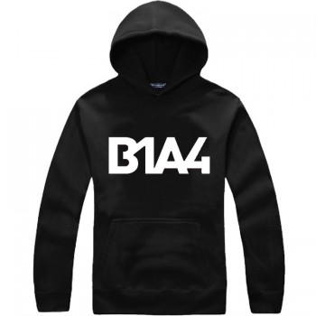 B1A4 autumn and winter sweatshirt hoody