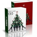 KPOP EXO Miracles In Decembe 20 Exquisite Postcards And 20 Beautiful Polaroid Photos