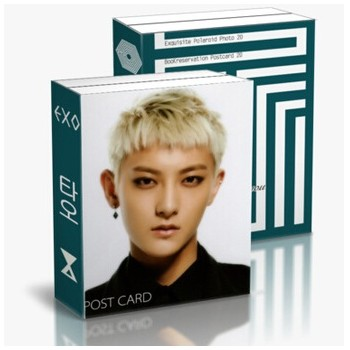 KPOP TAO Personal EXO Postcards And Polaroid Each 20 PCS