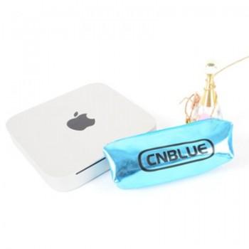 CN Blue Pencil Bag Case