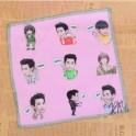 Kim Soo Hyun Cotton Handkerchief