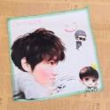 Lee Min Ho Cotton Handkerchief