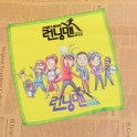 Running Man Cotton Handkerchief