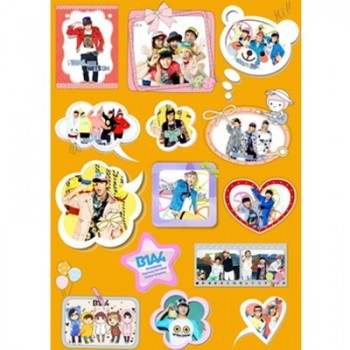 B1A4 Waterproof Sticker