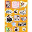 Shinee Waterproof Sticker