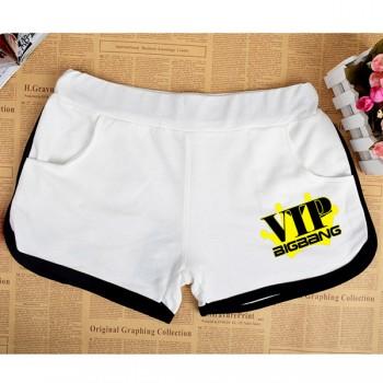 K-POP Fashion KPOP BIGBANG BIG BANG - V.I.P Collective Hot Pants