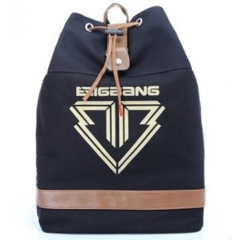 BIGBANG drawstring bag School Bag