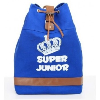 Super Junior drawstring bag School Bag