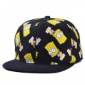 SIMPSON Cartoon SNAPBACK