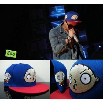 BIGBANG GD G-Dragon Family Guy Snapback