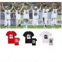 EXO WOLF Printed Short Sleeve T-shirt