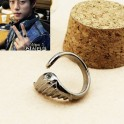 k-pop B.A.P BAP Alloy Wing ring