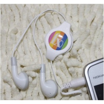 KPOP F(X) stereo earphone headset for mobile phone/cellphone /MP3/ MP4 /computer