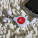 Kpop JYJ Stretching headphones for computer cellphone MP3 MP4