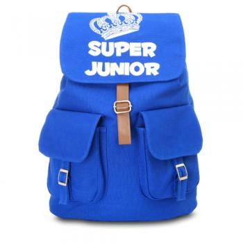 Super junior rucksack knapsack travelling bag schoolbag