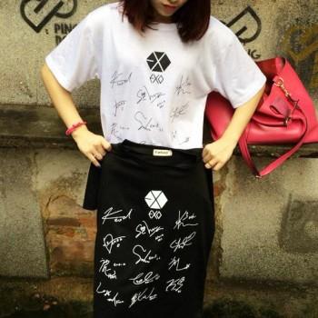 Exo signature t-shirt