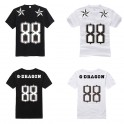 G-Dragon 88 Soccer Jersey One Of A Kind Korean Fashion T-shirt